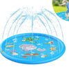 Sprinkler Splash Play Mat