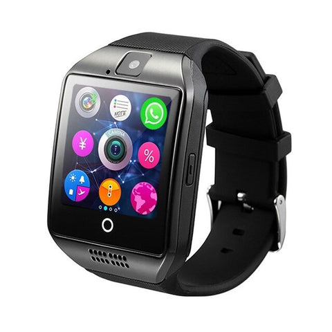 New Arrival Men Women Smart-Watch with Touch Screen Camera SIM Card Support Bluetooth