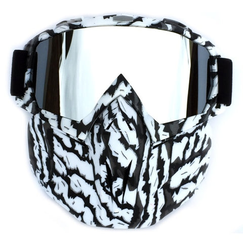 Anti-Fog Outdoors Mask