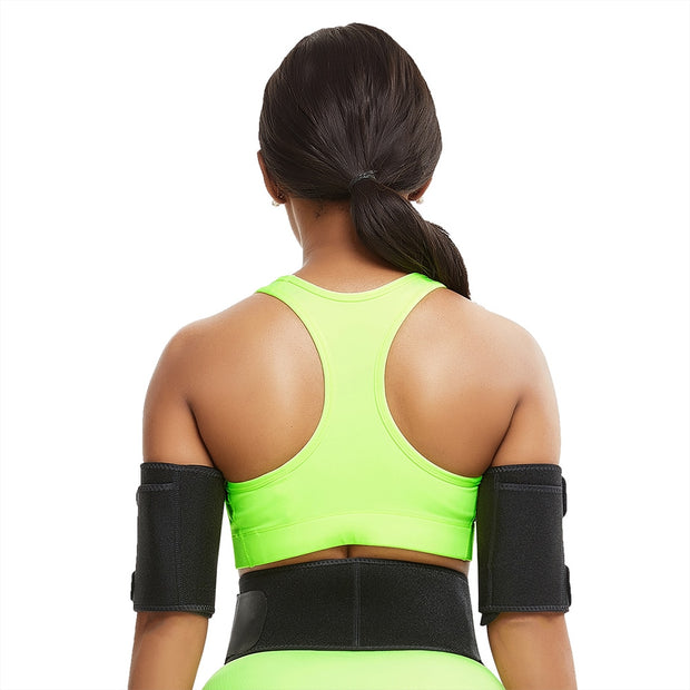 Neoprene Sweat Arm Trimmer