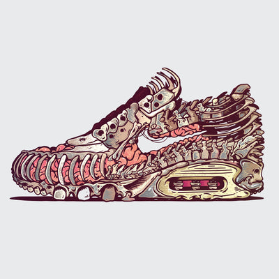 Air Max Skeleton