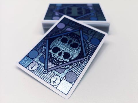 GRAVEYARD CARD DECK