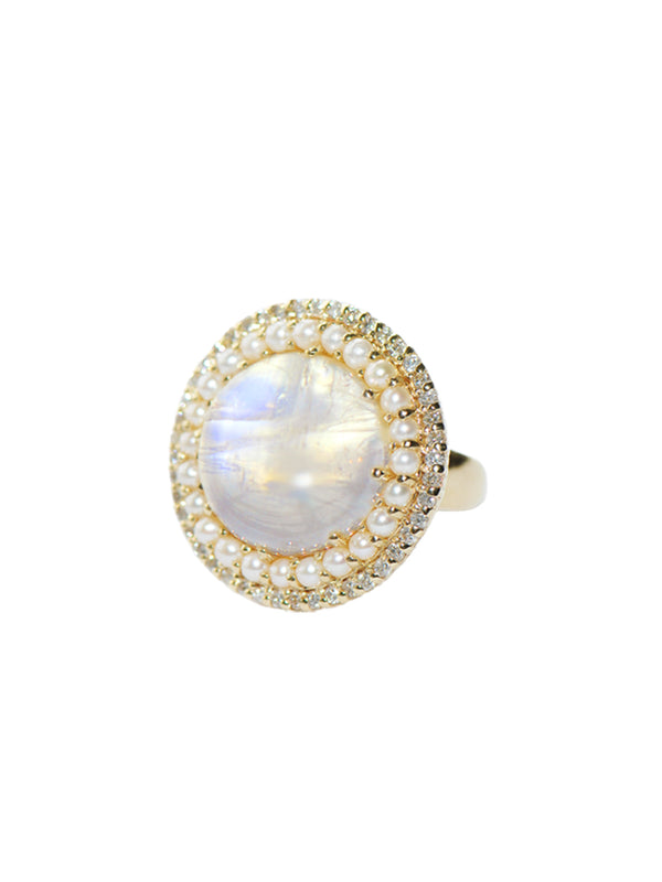 Classique Royale Cocktail Ring
