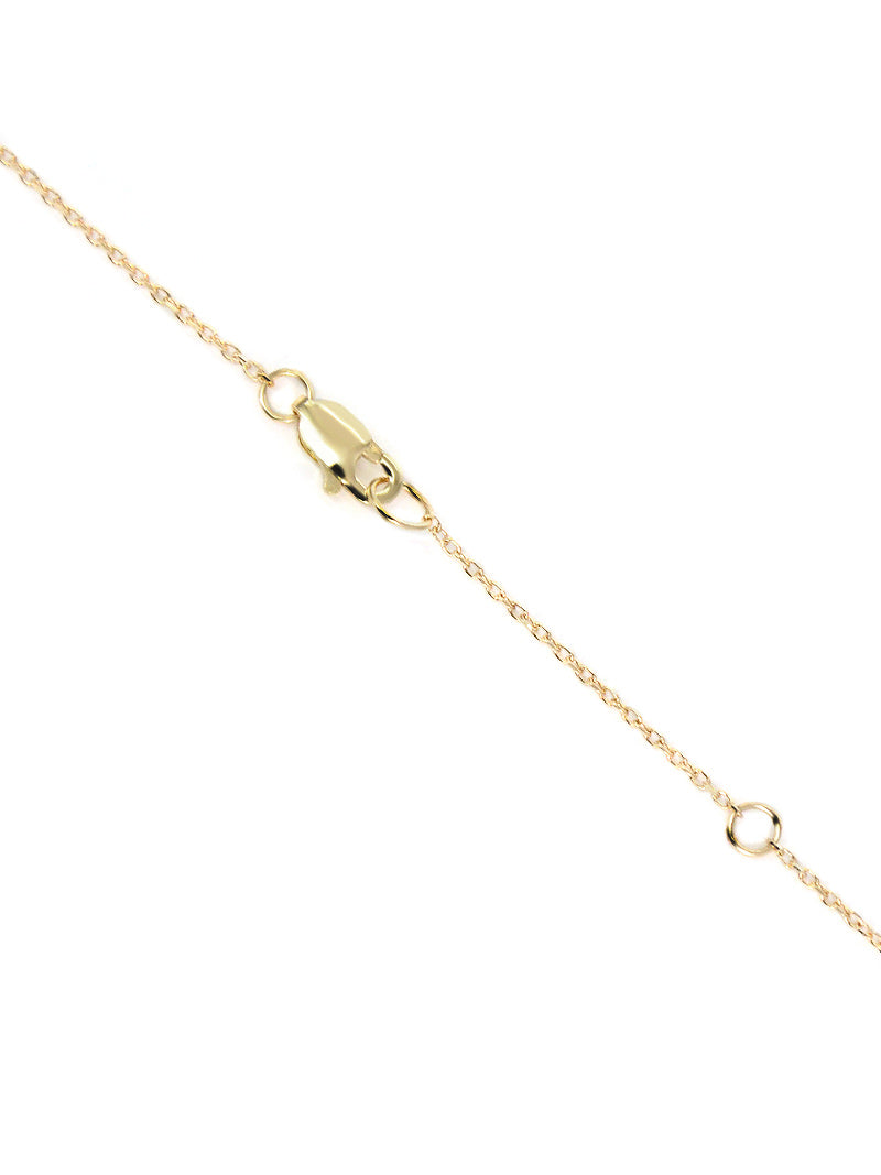 Love Letter Pavé Star Necklace