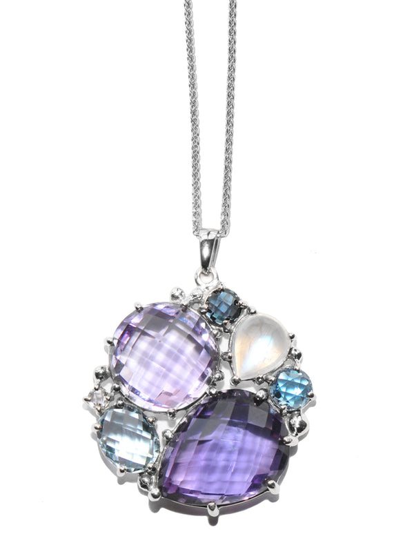 Bouquet Pendant Necklace