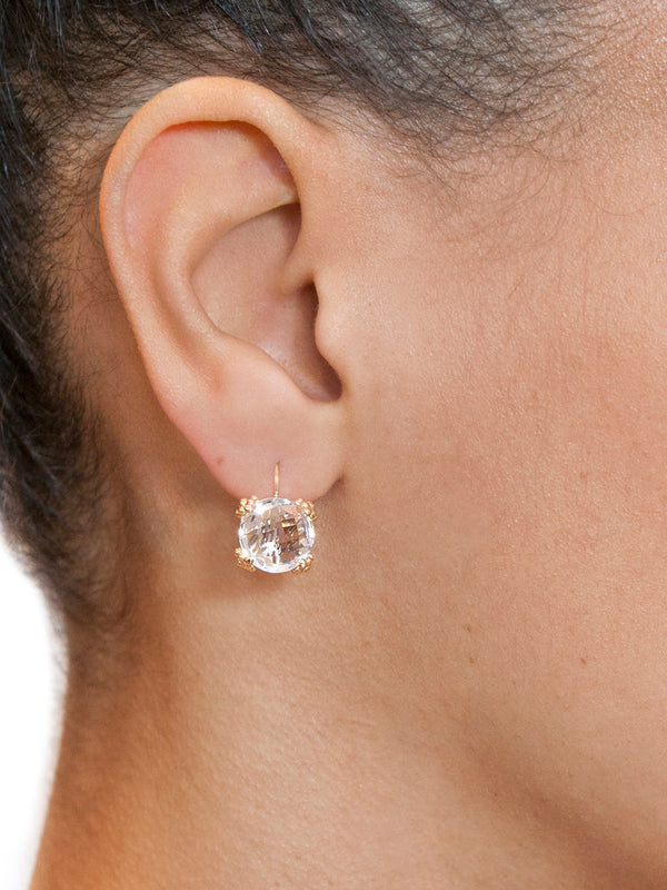 Dew Drop Cluster Earrings