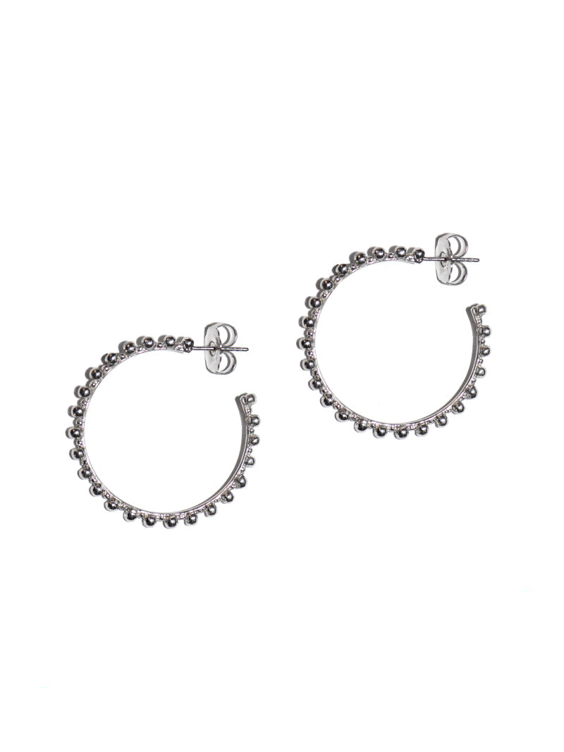 Dew Drop Hoops