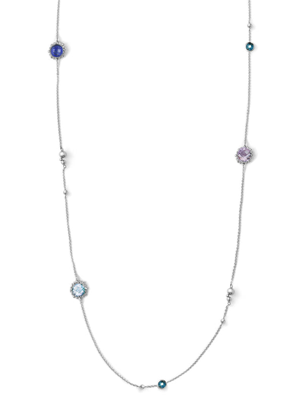 Dew Drop Marine Sautoir Necklace