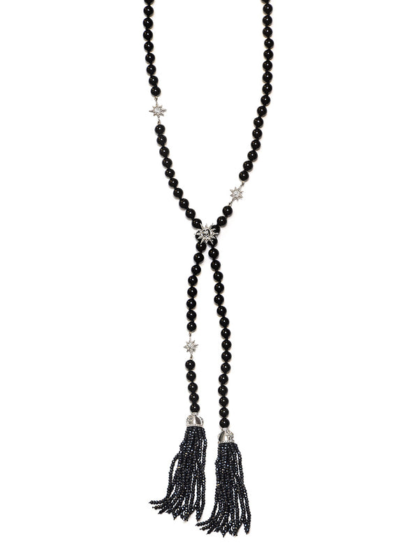Aztec Lariat Necklace
