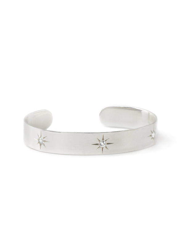Aztec North Star Cuff