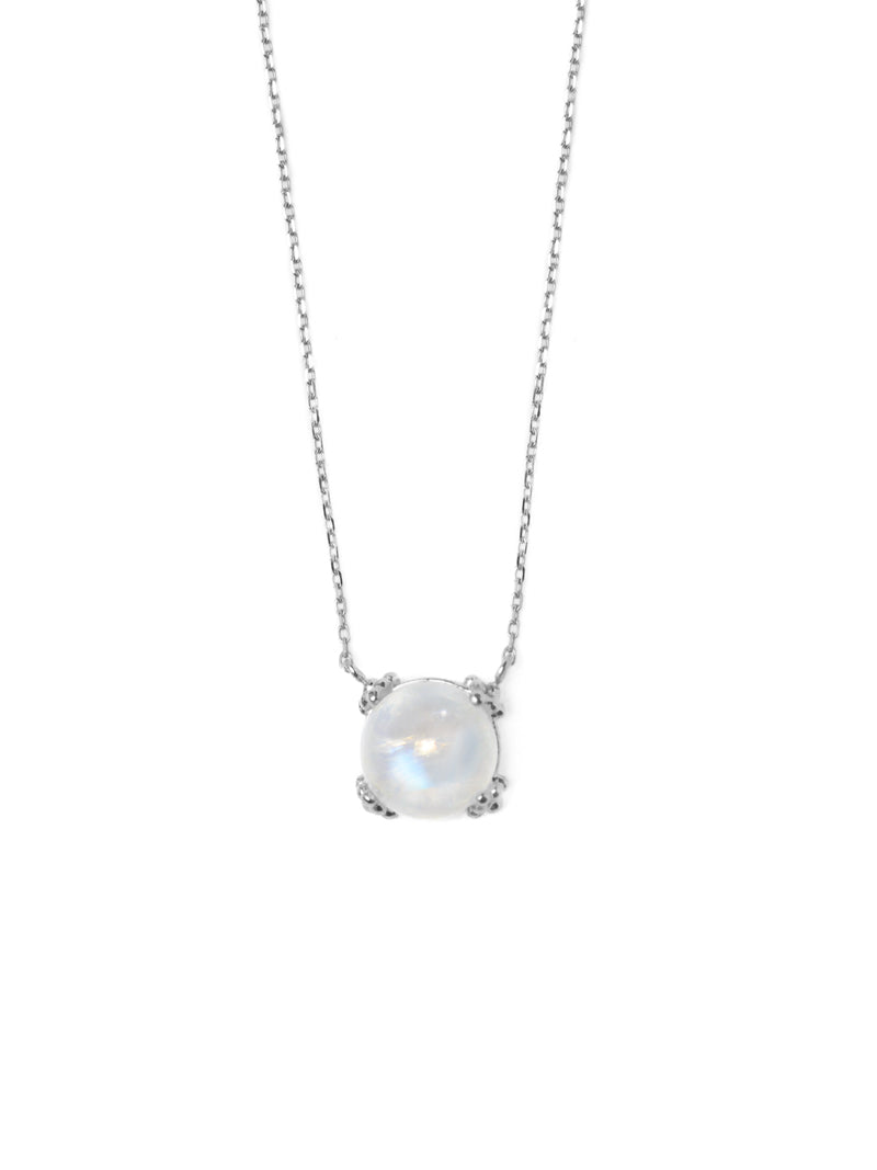 Dew Drop Mini Cluster Necklace