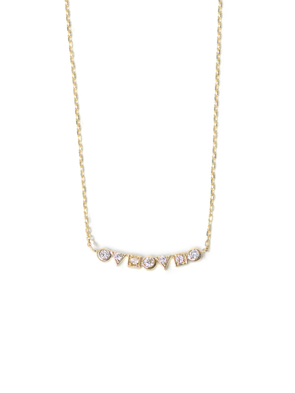 Cléo Bar Necklace