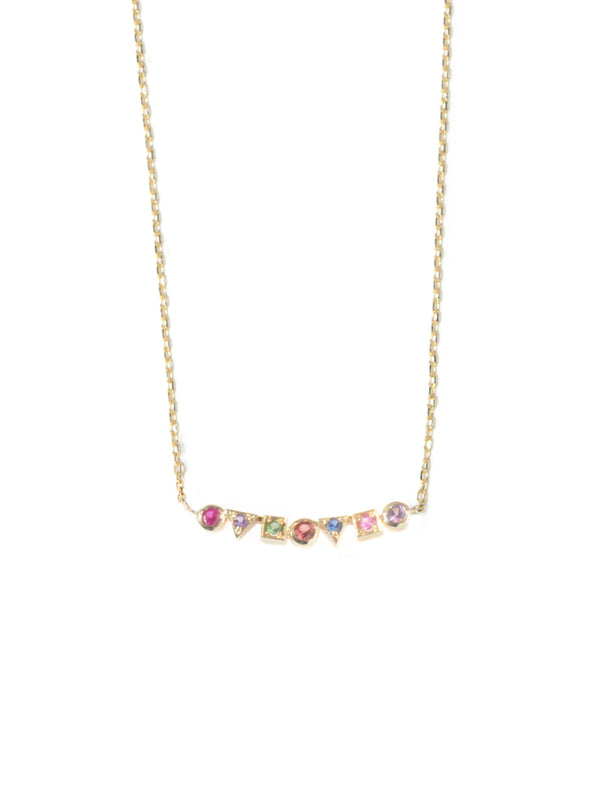 Cleo Bar Necklace