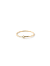 Cléo Round Stackable Ring