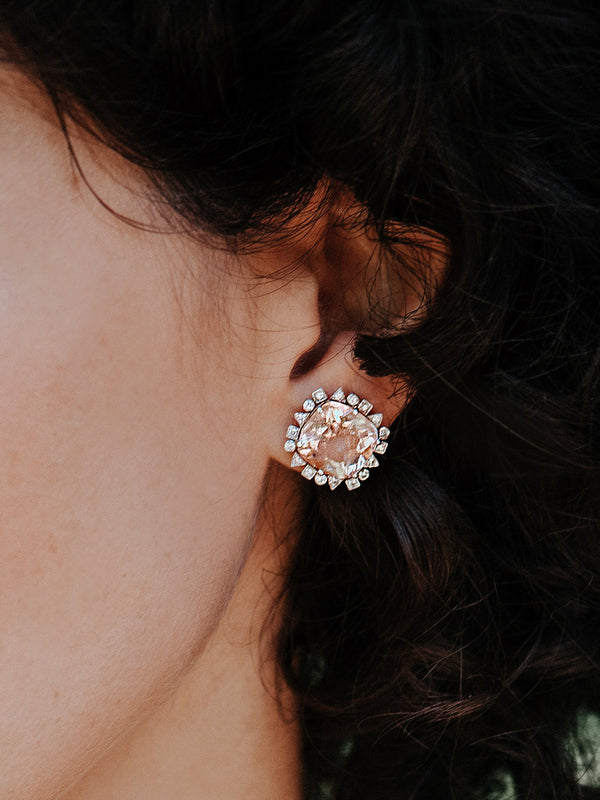 Cléo Cushion Studs