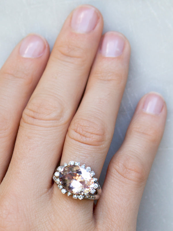 Cléo Oval Ring