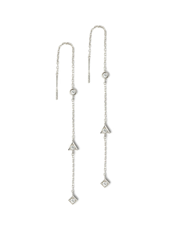 Cléo Chain Earrings