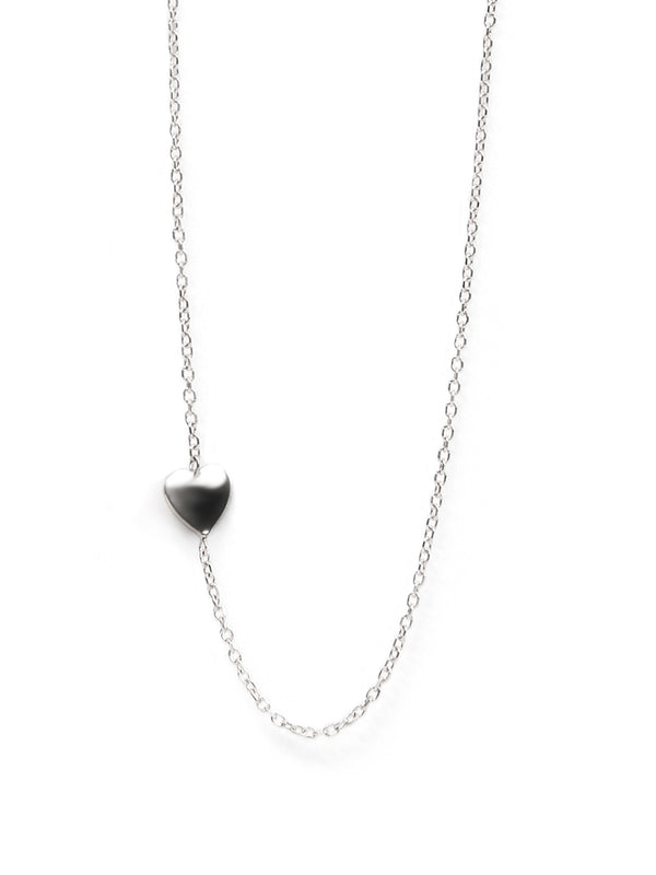 Love Letter Heart Necklace
