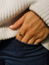 Love Letter Heart Ring