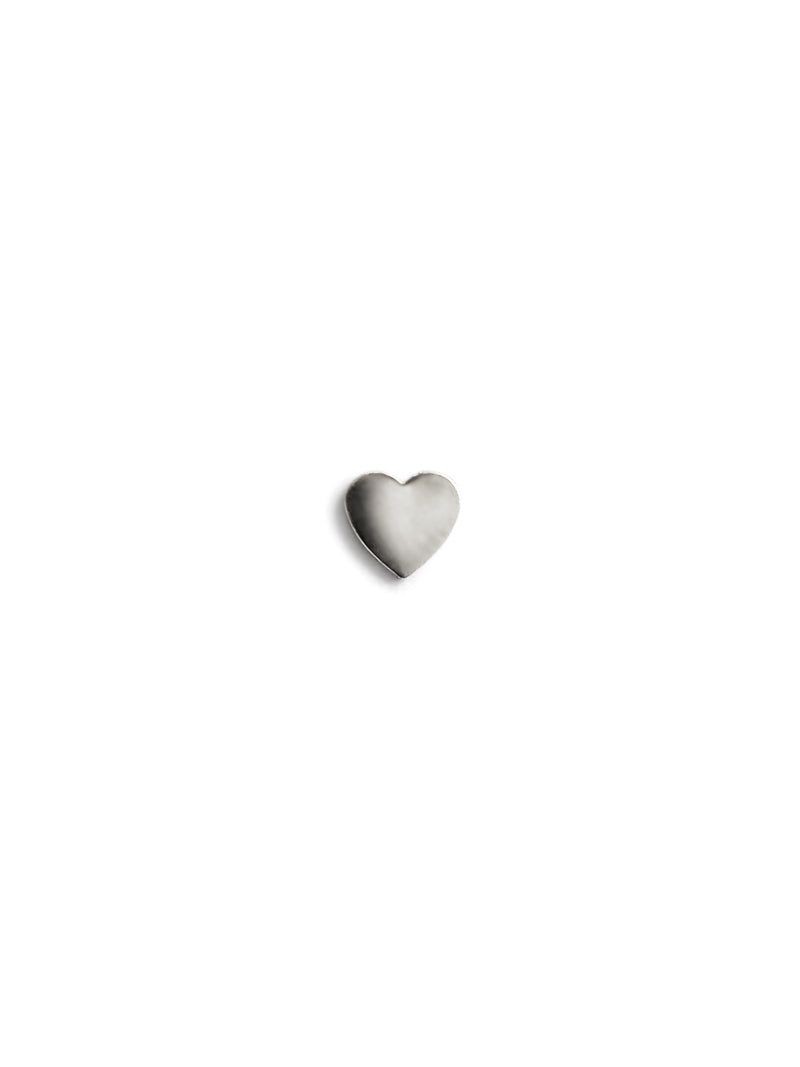 Love Letter Heart Stud