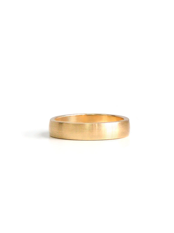 Men's Classique Rounded Wedding Band
