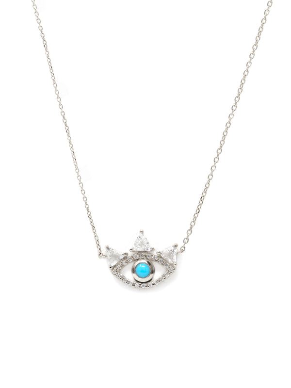 Classique Lash Evil Eye Necklace