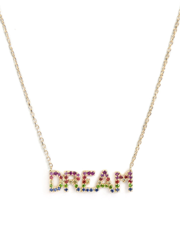 Love Letters DREAM Necklace