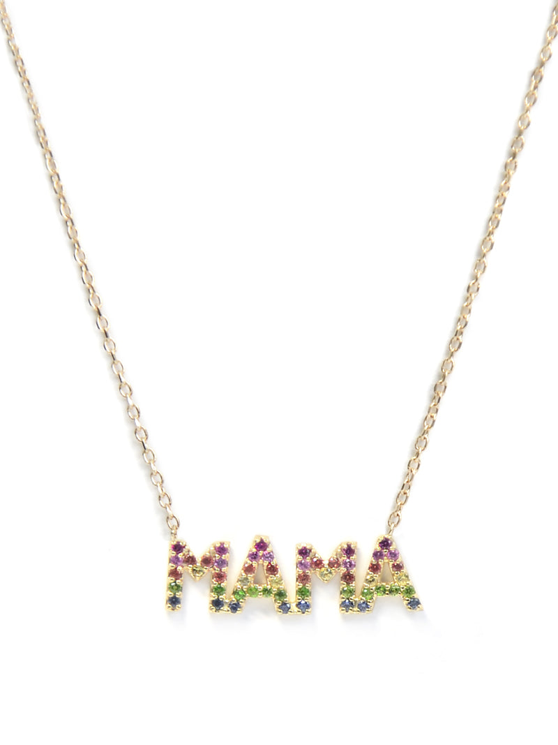 Love Letters MAMA Necklace