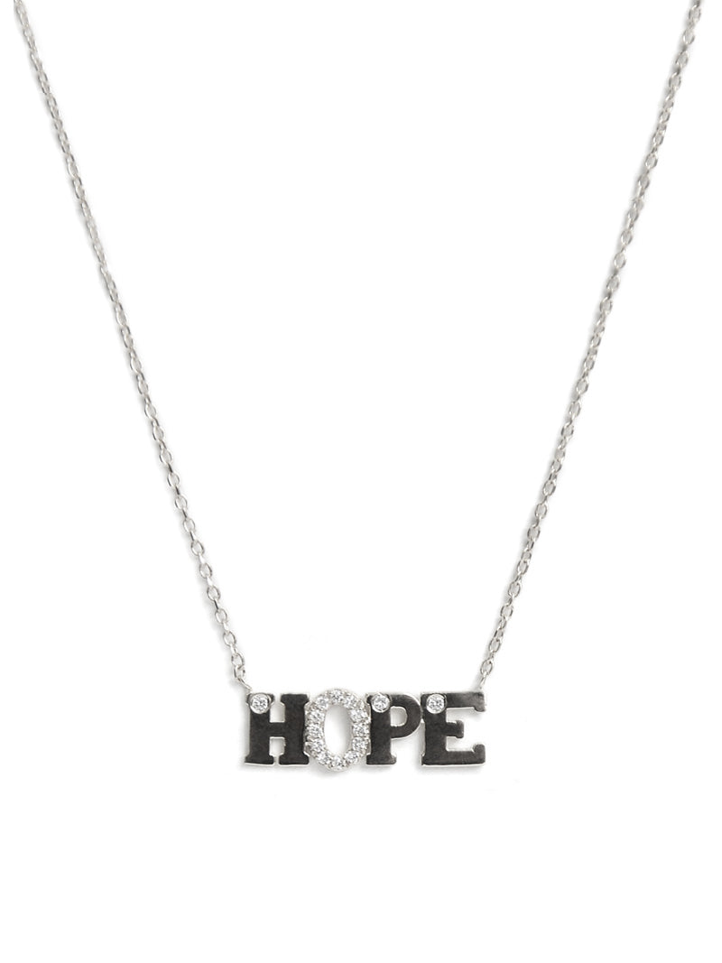 Love Letter HOPE necklace