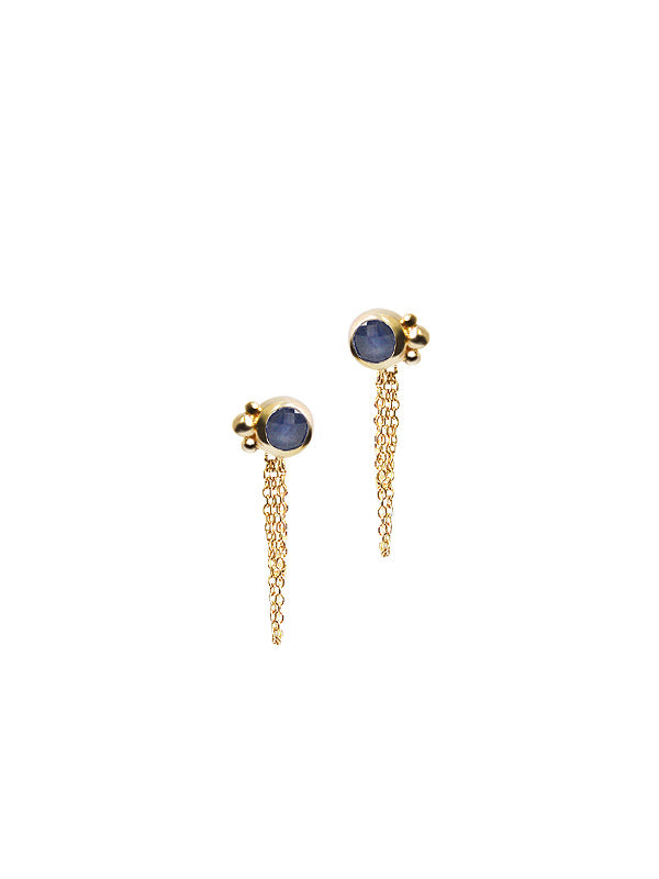 Bonheur Chain Earrings