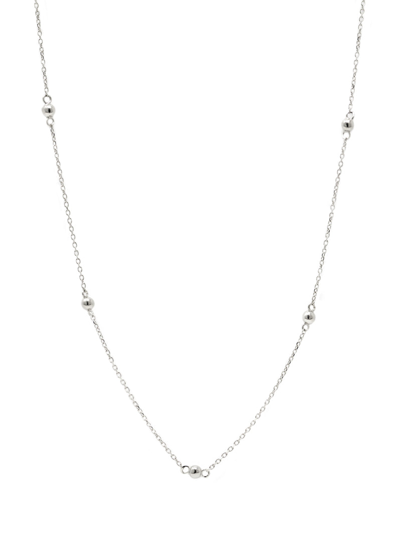 Dew Drop Station Necklace
