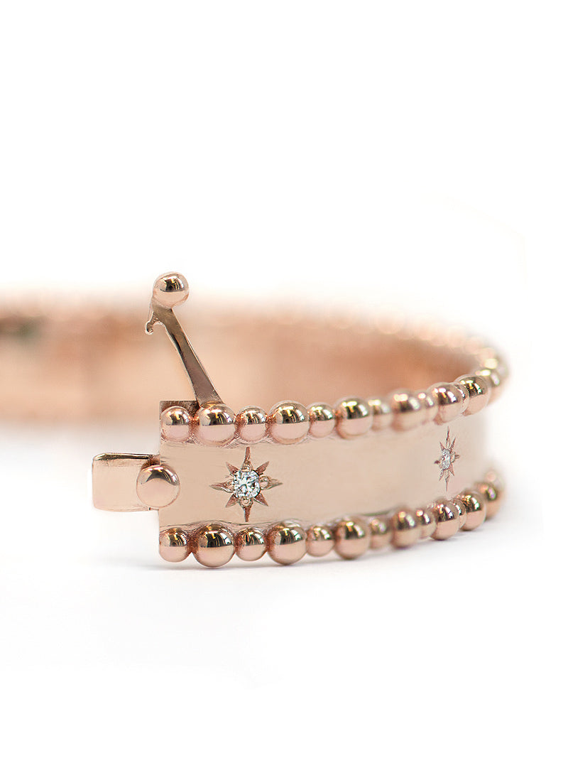 North Star Bubble Cuff