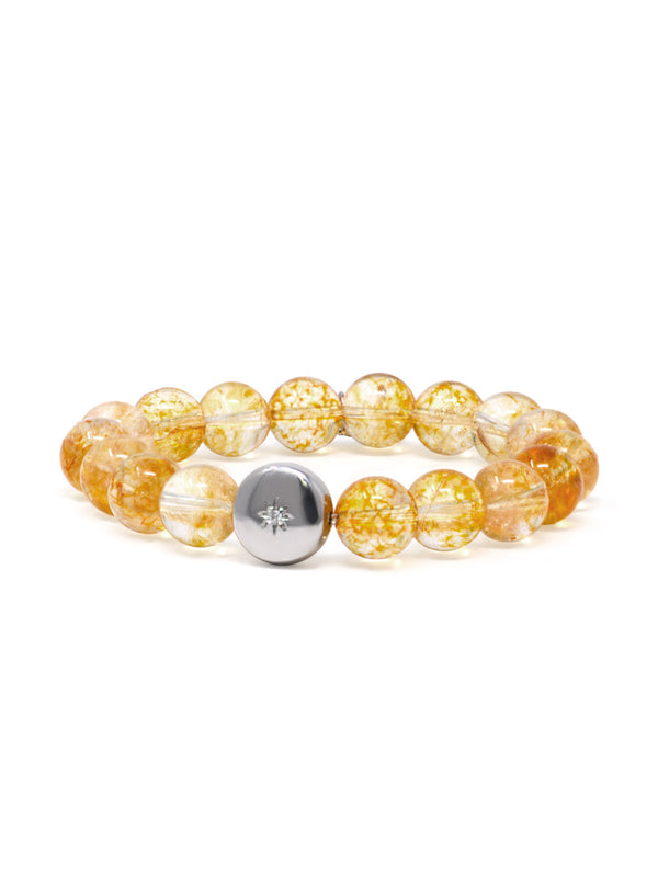 Boheme Yellow Citrine Bracelet
