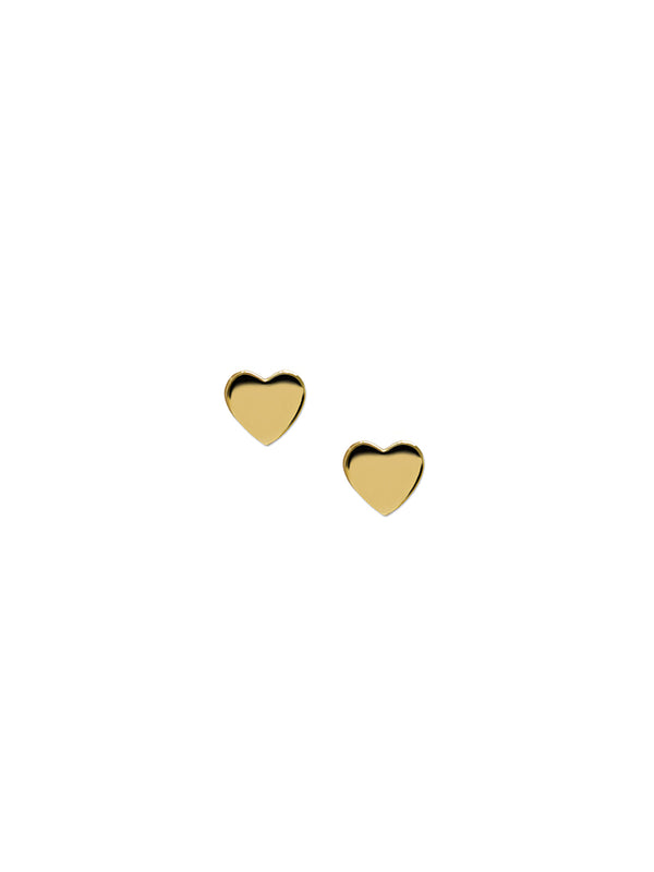 Jac+Jo Icon Heart Studs