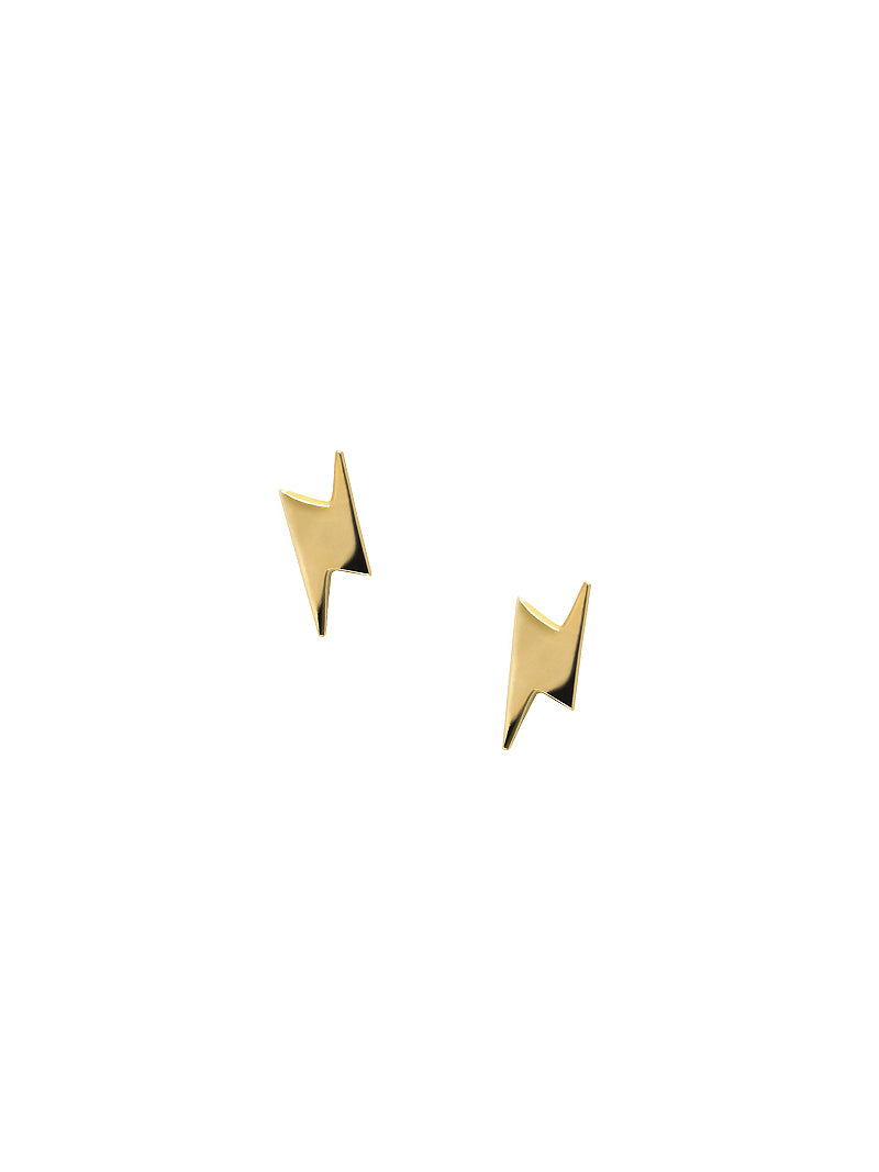 Jac+Jo Icon Lightning Studs