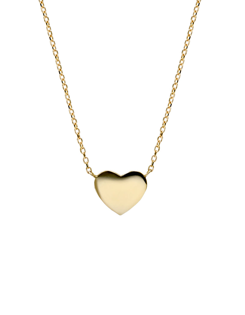 Jac+Jo Icon Heart Pendant