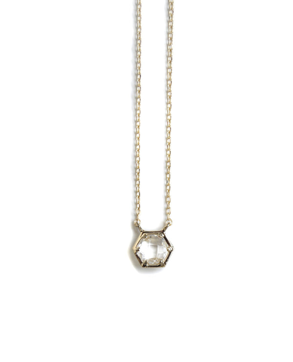Jac+Jo Bolt Mini Necklace