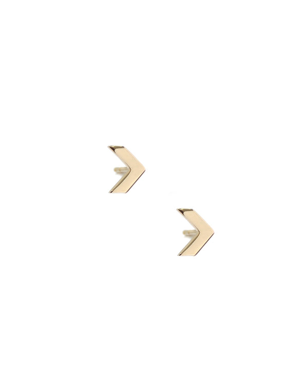 Jac+Jo Arrow Tail Studs
