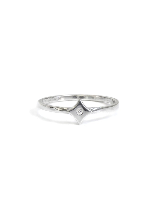 Jac+Jo Gothic Diamond Ring