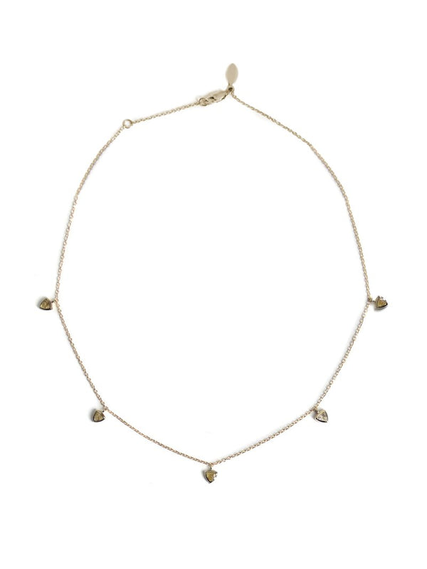 Jac+Jo Arrow Crew Necklace