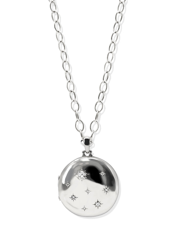 Aztec North Star Locket