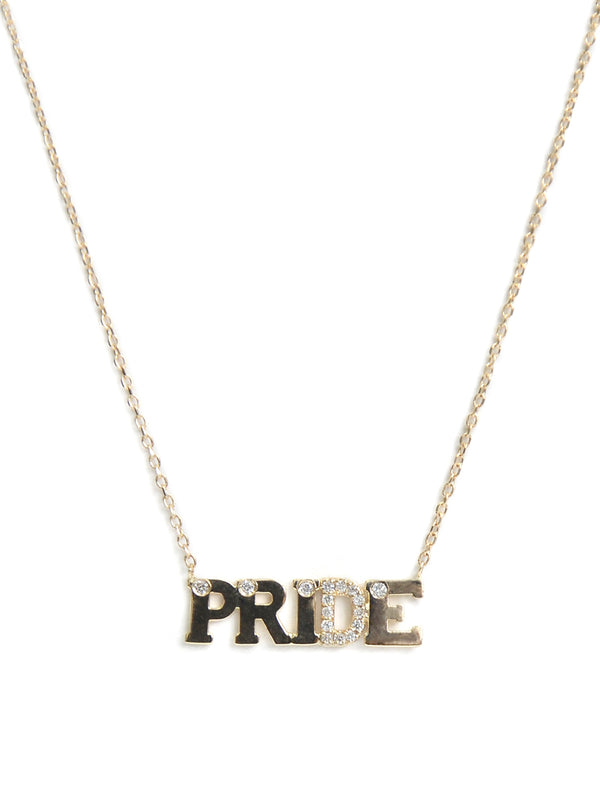 Love Letter PRIDE Necklace