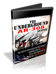 "The ""Underground"" AR-308 DVD"