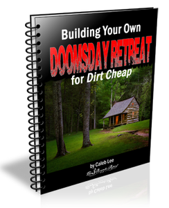 "Build Your Own ""Doomsday"" Retreat"