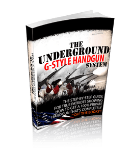 "The ""Underground"" Glock-style Handgun Manual"