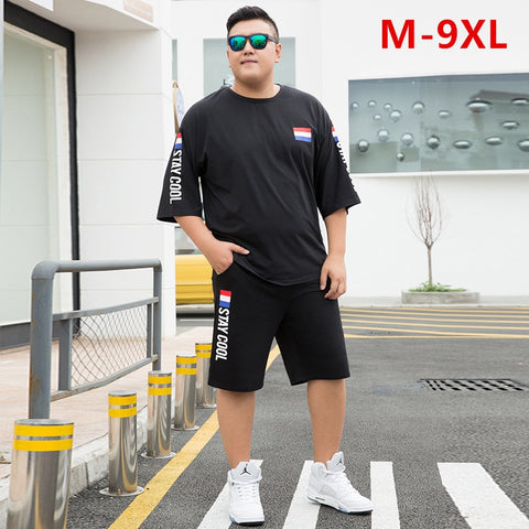 Tracksuit Men Tee Shirt