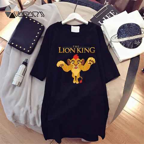 T-shirt Dress The Lion King Simba