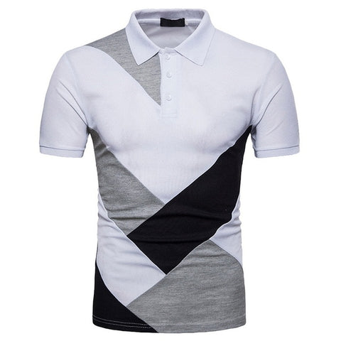 Men Summer Fashion  Polo Shirts High Quality