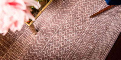 Luxurious, new coloured rugs for your home