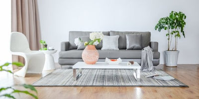 How to Arrange your Furniture Around a Rug